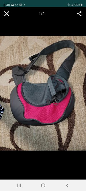 Pet sling carrier for Sale in Hawthorne, CA
