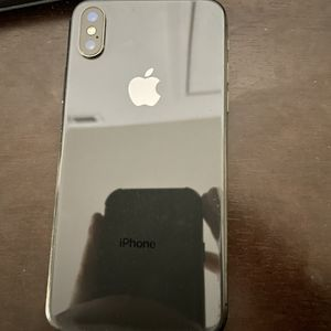 Black iPhone X Unlocked for Sale in North Royalton, OH