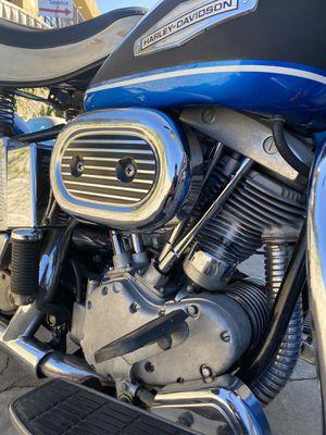 1968 FLH Harley Davidson for Sale in Costa Mesa, CA