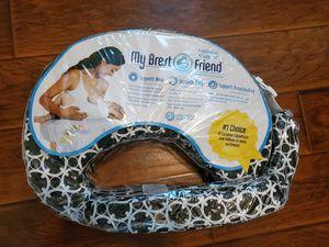 Nursing pillow - My Brest Friend Original Nursing Posture Pillow for Sale in Apex, NC