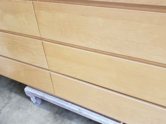 Beautiful Ikea 6 Drawers Drawer Dresser Chest Clothes Storage Stand Unit Cabinet Organizer for Sale in Monterey Park,  CA