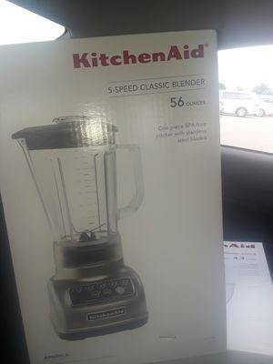 Kitchen aid blender for Sale in Dallas, TX