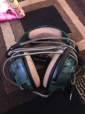 3.5 mm Gaming headset for Sale in Gaithersburg, MD