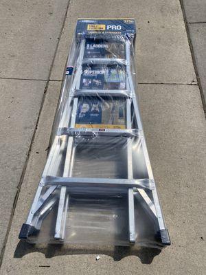 Brand New Werner 22 ft 5-in-1 Multi-Position Ladder for Sale in Denver, CO