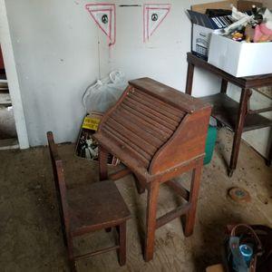 Antique kids desk for Sale in Dartmouth, MA