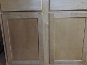 Wooden Cabinet for Sale in Happy Valley,  OR