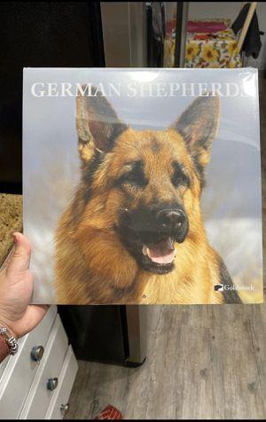 2020 German Shepard Calendar for Sale in Garden Grove, CA