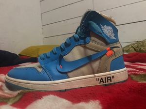 Jordan 1 off white size 9 for Sale in Highwood, IL
