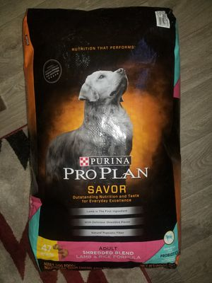 NEW! UNOPENED! purina pro plan 47lbs for Sale in Tempe, AZ