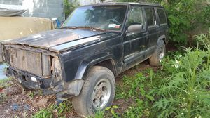 Parting out a 99 jeep Cherokee for Sale in Staten Island, NY