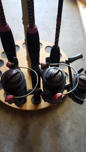 3 Fishing rods for Sale in Perris, CA