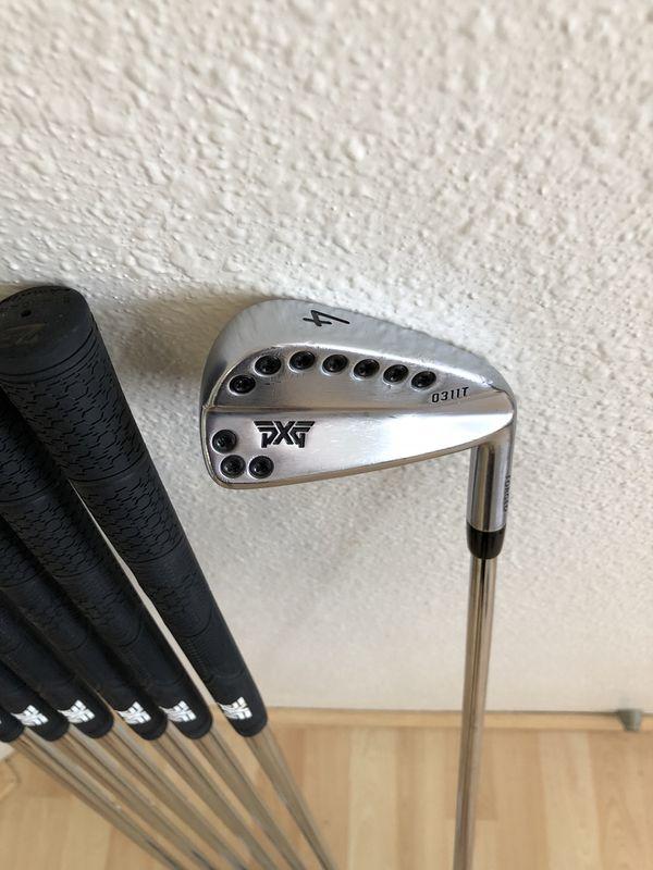 2017 PXG Irons