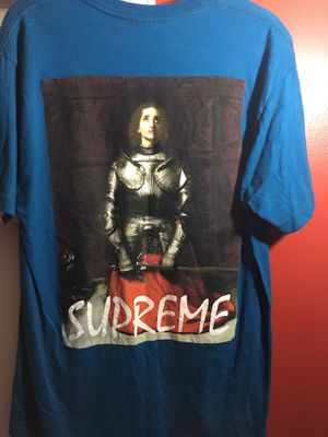 Supreme Joan of arc tee sz L for Sale in Gaithersburg, MD