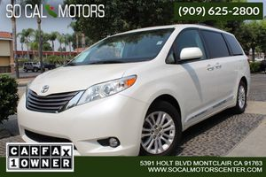2016 Toyota Sienna for Sale in Montclair, CA