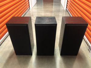 Klipsch KT-LCR for Sale in Houston, TX