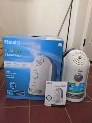 Homedics Cool Most Humidifier for Sale in Malden, MA