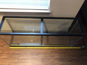 60 gallon fish tank for Sale in Victoria, TX