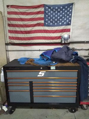 Snap-On tool box. 2019' for Sale in Hanover Park, IL