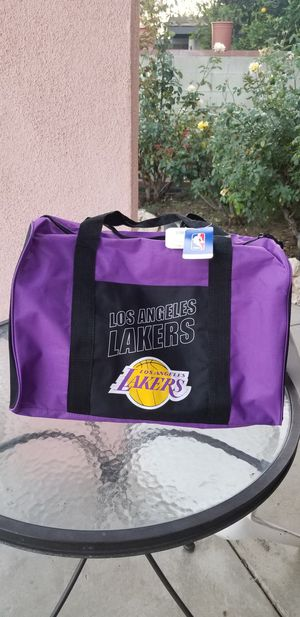 Lakers Duffle Bag $12 for Sale in Azusa, CA
