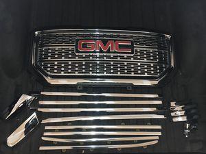 GMC Sierra Chrome package for Sale in San Antonio, TX