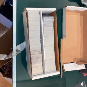 Box Of 1,900 Baseball Cards All Star, Rookie, Prospect, Etc for Sale in Falls Church, VA