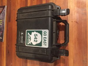 Pelican case 1200 for Sale in Kingston, WA