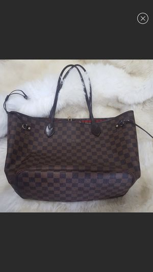 Louis Vuitton Damier Neverfull Authentic for Sale in Del Valle, TX