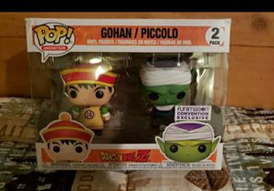 DragonBall Z Gohan & Piccolo EXCLUSIVE Pop for Sale in Philadelphia, PA