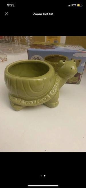 Cute succulent pots brand new for Sale in Murrieta, CA