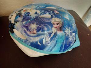 Frozen girls helmet for Sale in Homestead, FL