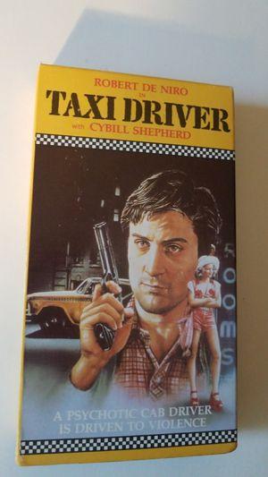 Robert deniro taxi driver vhs movie for Sale in Cooper City, FL