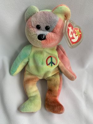PEACE BEANIE BABY for Sale in Broomfield, CO