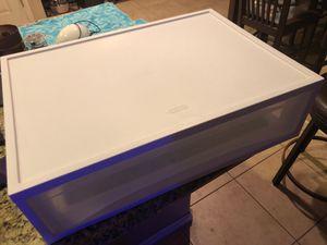 Sterilite plastic drawer for Sale in Fresno, CA