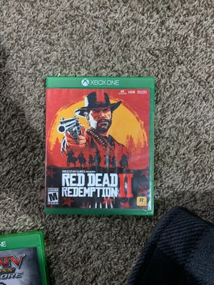 X box one red dead redemption 2 for Sale in Vancouver, WA