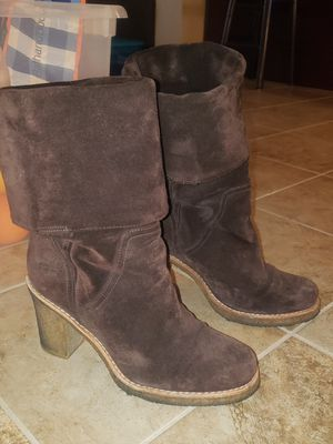 UGG women stylish boots 7.5 for Sale in Mesa, AZ