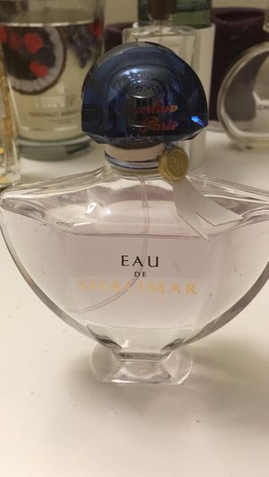 "Fragrance Guerlain ""Eau de Shalimar"" 90 ml for Sale in Swampscott, MA"
