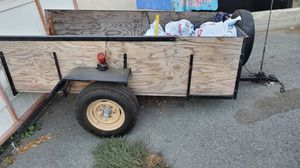 Small dump trailer for Sale in Whitewater, CA