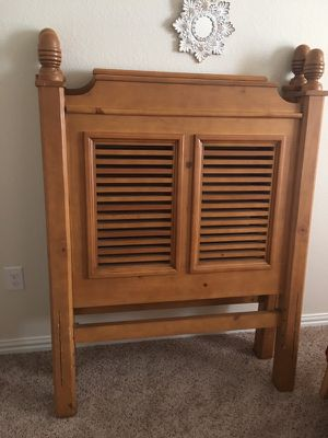 Twin bed for Sale in Austin, TX