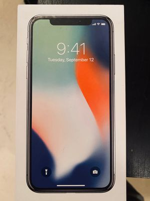 iPhone X for Sale in BROOKLANDVL, MD