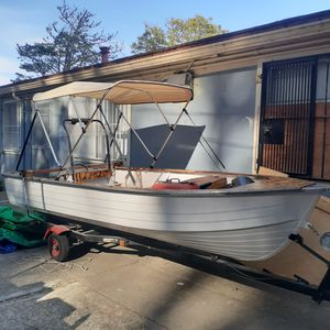 1983 Mirro craft 14ft or trade for rv for Sale in San Francisco, CA