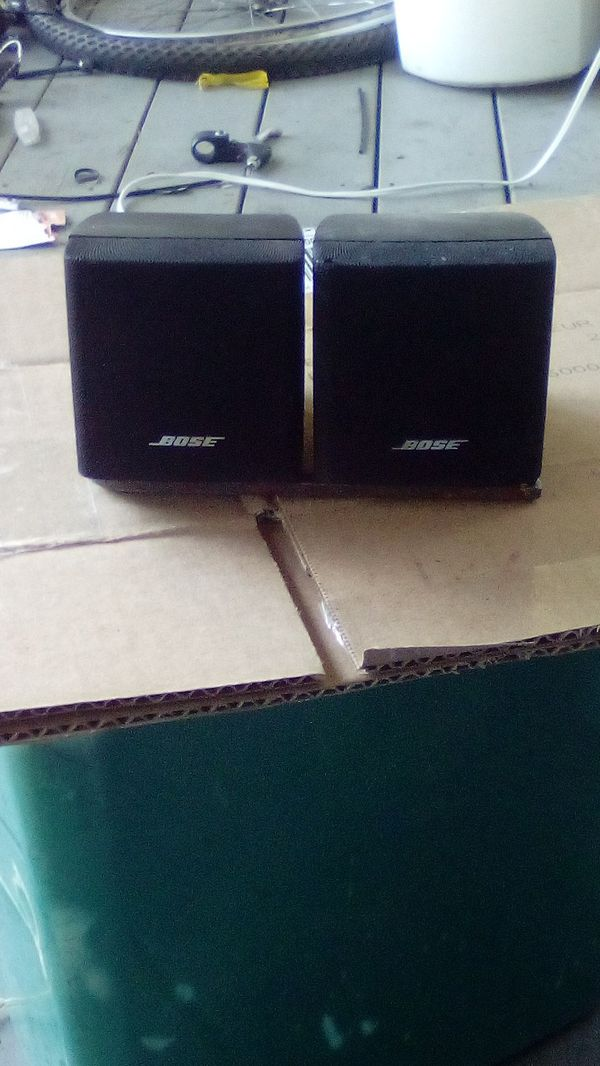 Bose surround sound speakers