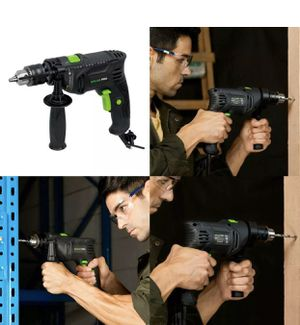 Hammer Drill GALAX PRO 5Amp Electic Corded Drill 1/2'' Metal Chuck 0-3000RPM (New) for Sale in Los Angeles, CA