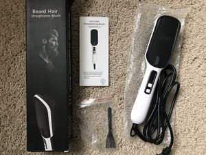 Beard/Hair Straighter for Sale in Puyallup, WA
