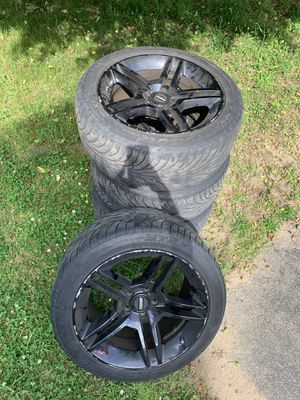 four tires for Sale in Central Falls, RI