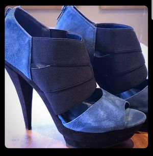 Jessica Simpson JP-KARRESSX Platform Heels Sz8 for Sale in Leavenworth, WA