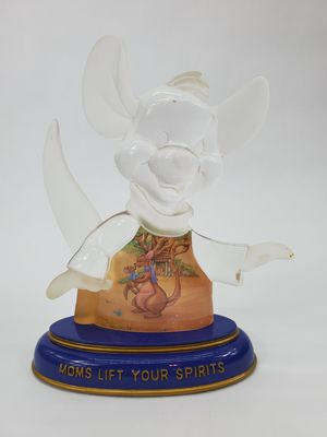 "Limited Edition 7"" ""Moms Lift Your Spirits"" Disney Winnie The Pooh Figurine for Sale in Trenton, NJ"