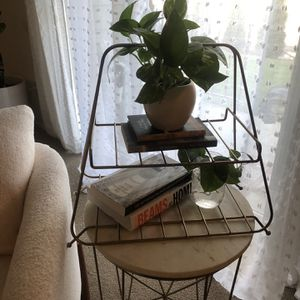 MidCentury Modern Book Plant Stand for Sale in Beaverton, OR