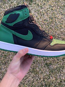 Jordan 1 Pine Green 2.0 for Sale in Moreno Valley,  CA