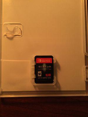 Diablo for Nintendo Switch for Sale in Glendale, AZ
