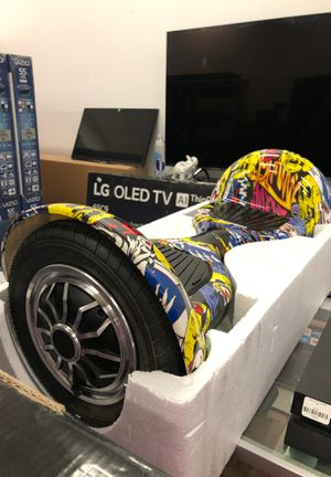"""Hoverboard balance board Segway 10"""" air filled tires for Sale in Pomona, CA"""